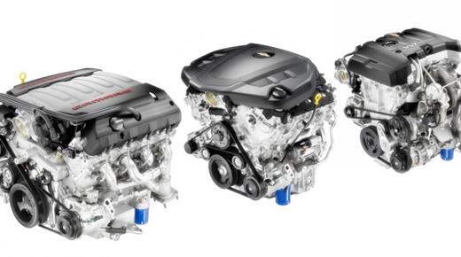 2018 Chevrolet Camaro ZL1 Engine