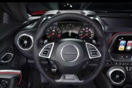2018 Chevrolet Camaro ZL1 Interior
