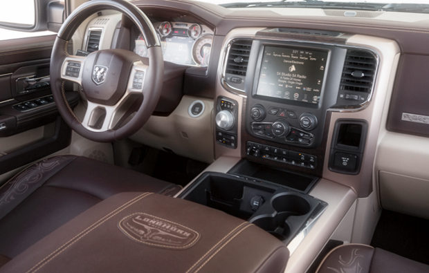 2018 Dodge Ram 1500 EcoDiesel Interior Review