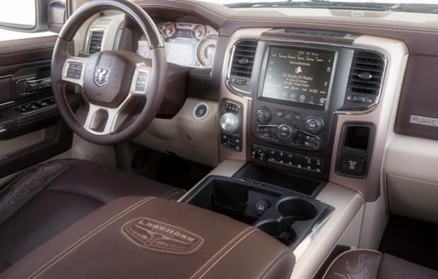 2018 Dodge Ram 1500 EcoDiesel Interior Review