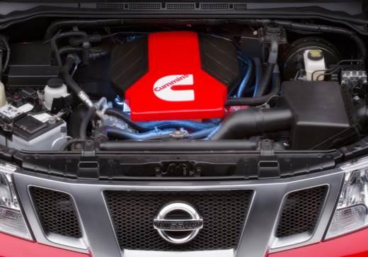 2018 Nissan Frontier Diesel Runner Engine