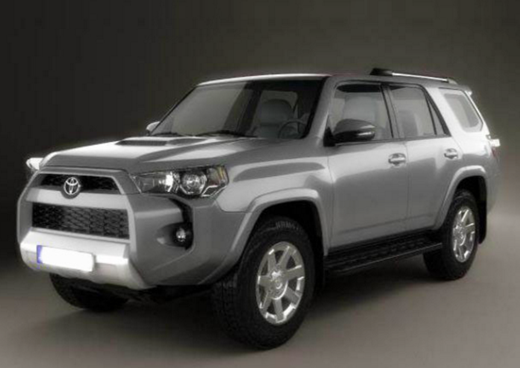 2018 Toyota 4runner Spy Shots for Sale UK