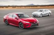 2018 Toyota Camry XSE V6 Reviews