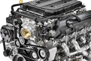 2019 Chevrolet Camaro ZL1 Engine