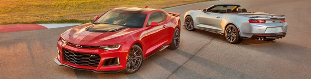 2019 Chevrolet Camaro ZL1 Specs and Price
