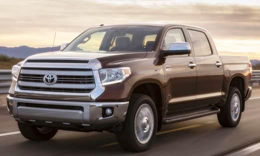 2019 Toyota Tundra Exterior Redesign
