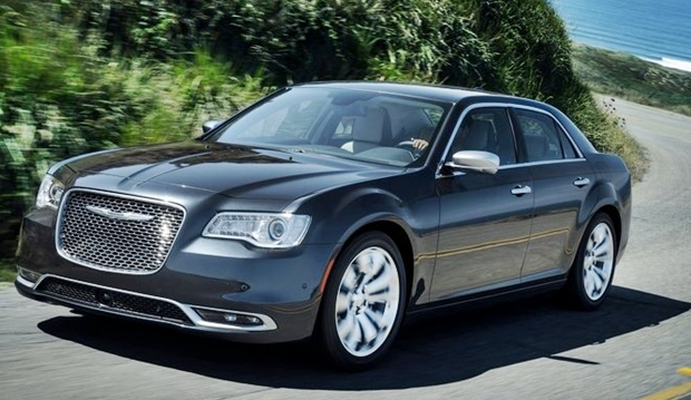 2018 Chrysler 300 SRT8 Specs