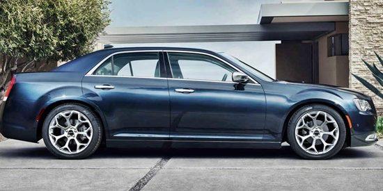 2018 Chrysler Imperial