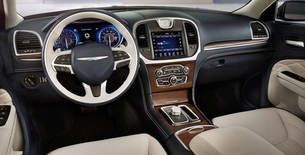 2018 Chrysler Imperial Interior
