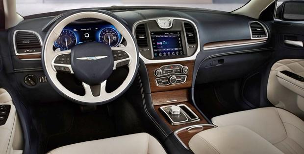 2018 Chrysler Imperial Interior