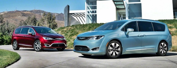 2018 Chrysler Pacifica Hybrid Reviews
