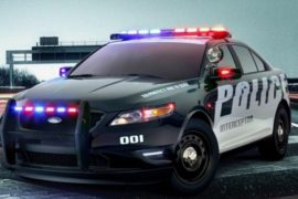 2018 Ford Crown Victoria Police Interceptor Exterior