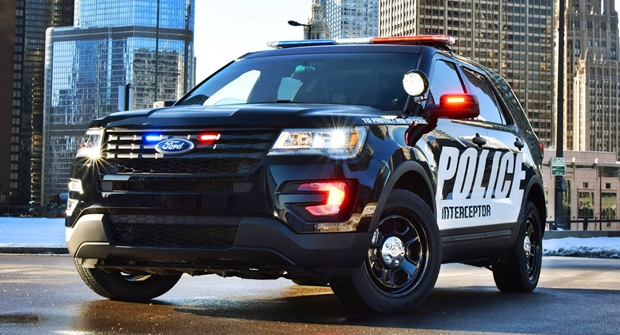 2018 Ford Crown Victoria Police Interceptor Performance