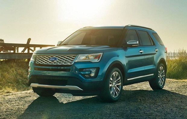 2018 Ford Explorer Platinum Edition Release