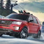 2018 Ford Explorer Sport Trac Adrenalin