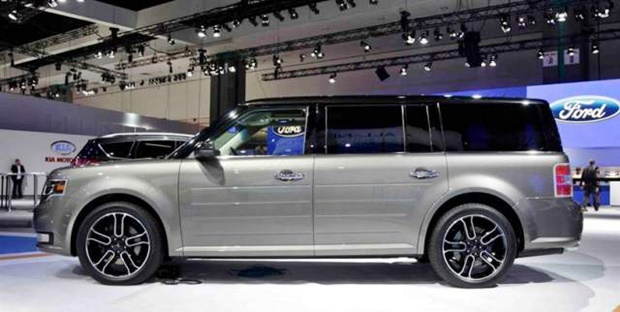 2018 Ford Flex Release Date UK