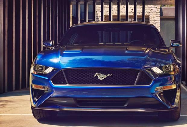 2018 Ford Mustang Bullitt Exterior