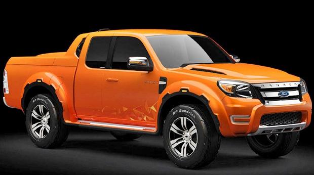 2018 Ford Ranger Concept