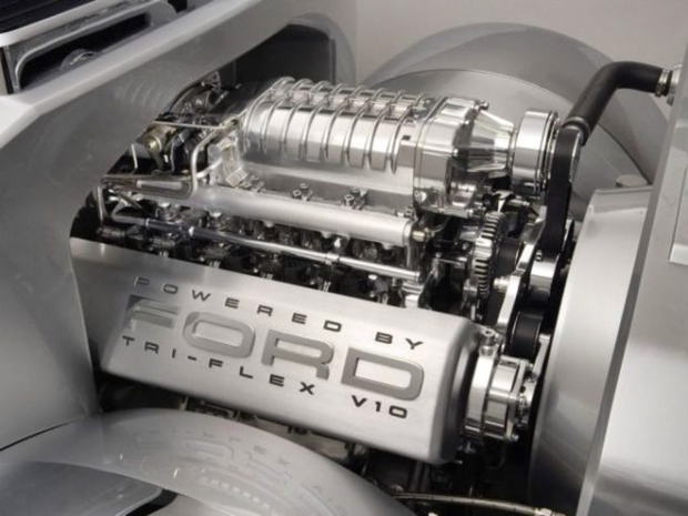 2018 Ford Super Chief Engine
