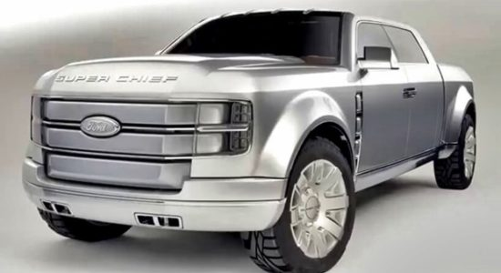 2018 Ford Super Chief Release Date and Price