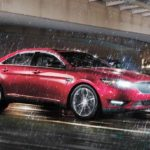 2018 Ford Taurus Sho Redesign Years