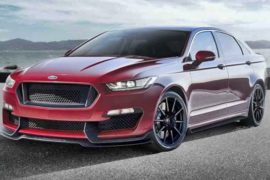 2018 Ford Taurus Sho Review