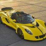2018 Hennessey Venom GT Racing Bugatti