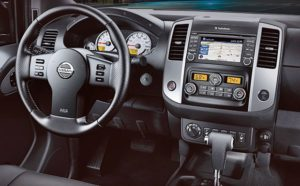 2018 Nissan Frontier Pro 4x Review Off Road Interior