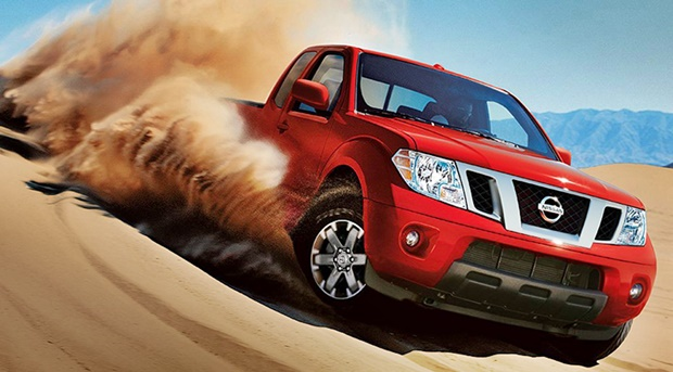 2018 Nissan Frontier Pro 4x Review Off Road