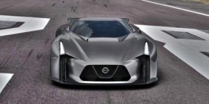 2018 Nissan GTR R36 Hybrid Prototype