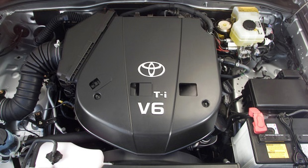 2019 Toyota 4Runner Engine