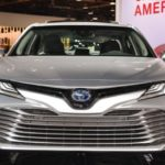 2019 Toyota Camry Detroit Auto Show
