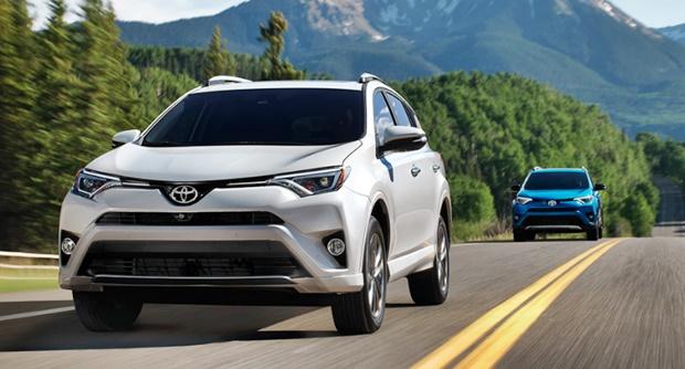 2019 Toyota RAV4 Redesign