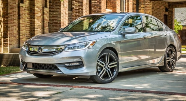 2019 Honda Accord Redesign