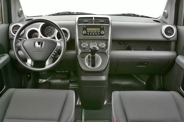 2019 Honda Element Interior