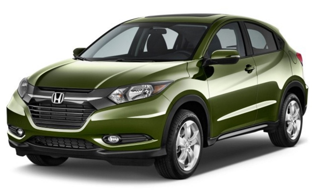 2019 Honda HRV Review