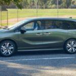2019 Honda Odyssey Review