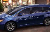 2019 Honda Odyssey Canada