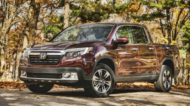 2019 Honda Ridgeline Review