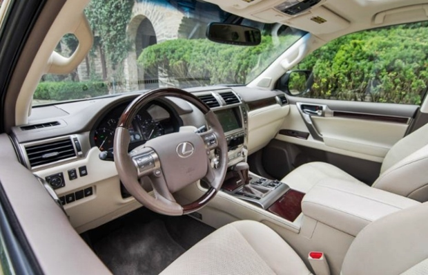 2019 Lexus GX 460 Luxury Interior
