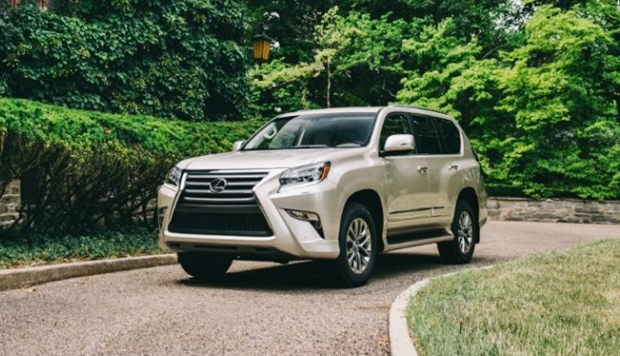 2019 Lexus GX 460 Luxury Review