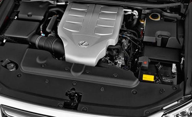2019 Lexus GX 460 Performance