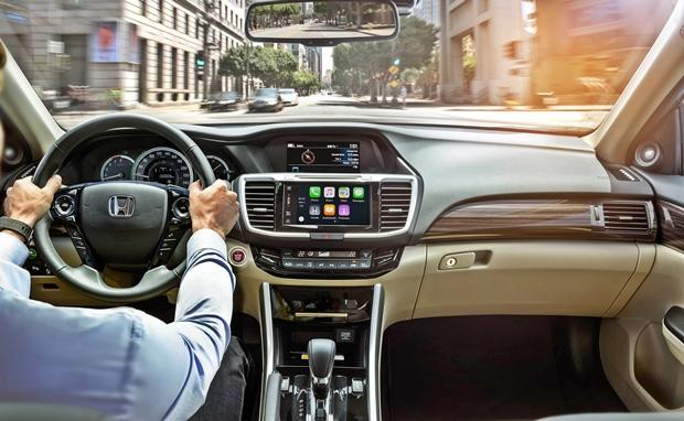 2019 Honda Accord Sport Interior
