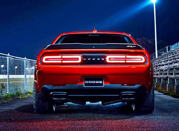 2018 Dodge Demon Specs, Price and Release Date