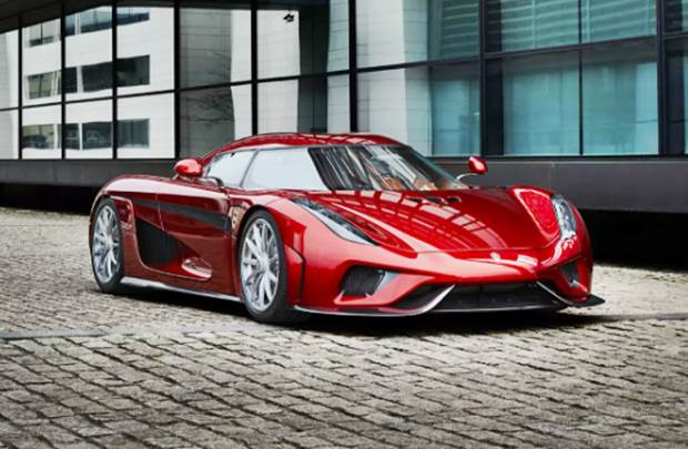 2018 Koenigsegg Regera Reviews, Price and Specs