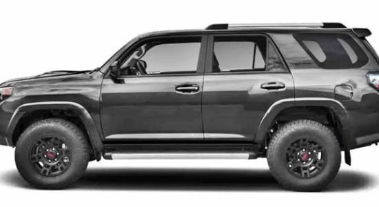 2019 Toyota 4runner Concept, Specs, Price and Release Date