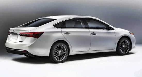 2020 Toyota Avalon Specs and Redesign