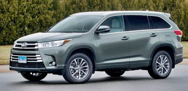 2020 Toyota Highlander Redesign
