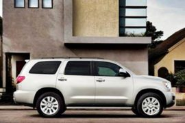2020 Toyota Sequoia Redesign