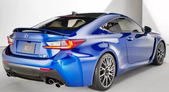 2018 Lexus RC F Price in Pakistan